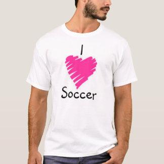 Kärlek av fotboll tröjor