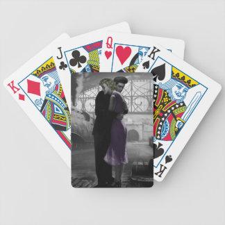 Kärlek avvikelse spelkort