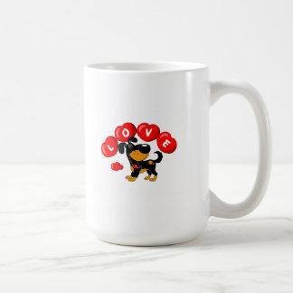 Kärlek (Bubba) Kaffemugg