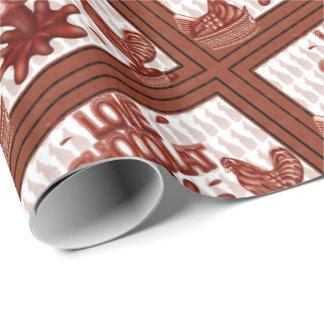 KÄRLEK CHOCOLAT BOXAS inpackning av papper Presentpapper