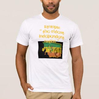 kärlek Etiopien Tee Shirt
