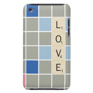 Kärlek Barely There iPod Fodraler