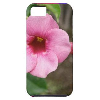 Kärlek för KNOPPEN för ORCHIDrosablomma som n Tough iPhone 5 Fodral