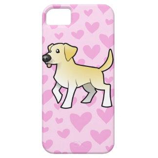 Kärlek för Labrador Retriever iPhone 5 Cases
