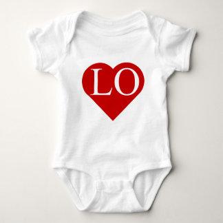 KÄRLEK - hjärta med skjortan för LO (1 av 2) Tröja