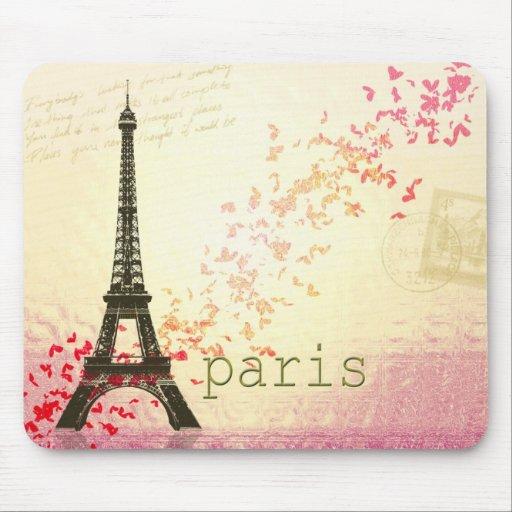 Kärlek i Paris Musmattor