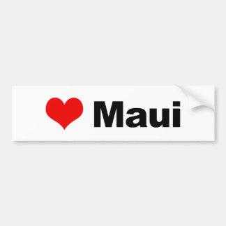 Kärlek Maui Bildekal
