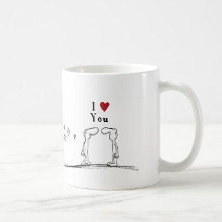 kärlek kaffe kopp