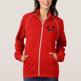 Kärlek Panda® Jacka Med Tryck