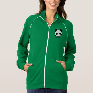 Kärlek Panda® Jackor Med Tryck