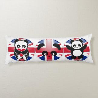 Kärlek Panda® Kroppskudde