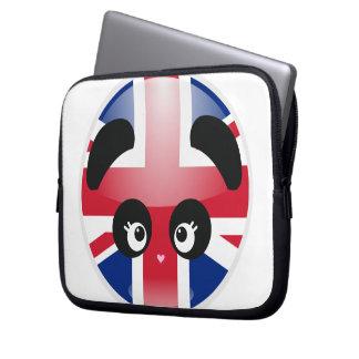 Kärlek Panda® Laptop Fodral