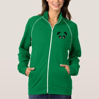 Kärlek Panda® Tryck På Jacka