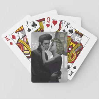 Kärlek retur spelkort