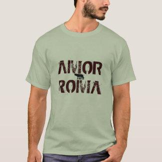 Kärlek Roma T-shirts