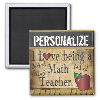 Kärlek som är en Mathlärare
