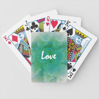 Kärlek Spelkort