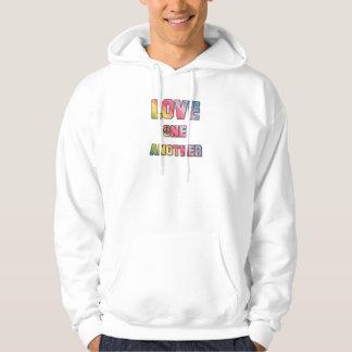 Kärlek T-tröja och gåvor för en en andra fred Sweatshirt
