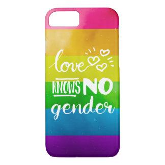 Kärlek vet ingen gender LGBT