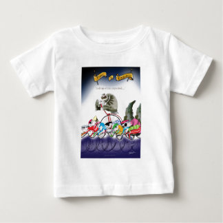 kärlek yorkshire tappar o'rain tee shirt