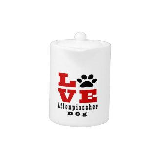 KärlekAffenpinscherhund Designes
