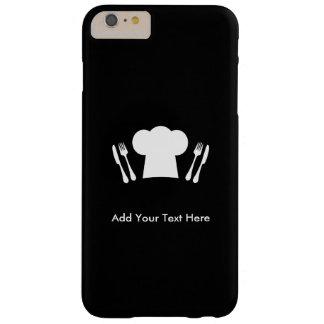 Kärlekar att laga mat kök eller restaurangen barely there iPhone 6 plus skal