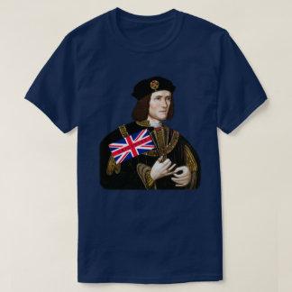 Kärlekar Leicester - facklig jack för kung Richard Tee Shirts