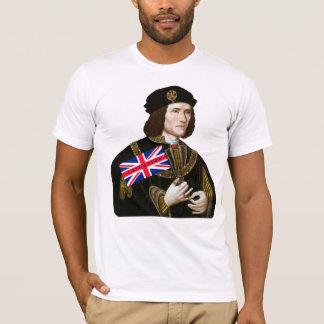 Kärlekar Leicester - facklig jack för kung Richard Tshirts