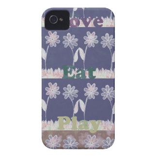 Kärlekbaby med hjärtfeldusch colors.png Case-Mate iPhone 4 case
