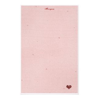 Kärlekbrevpapper! Brevpapper