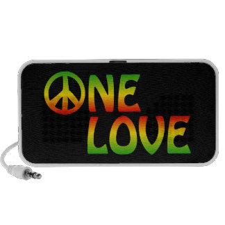 Kärlekdoodle högtalare för Reggae en