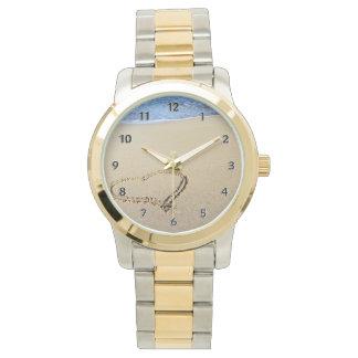 Kärlekhjärtastrand Armbandsur