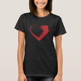 KärlekkrigareT-tröja Tee