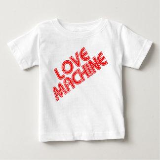 Kärlekmaskinskjorta, mos 6 tröjor