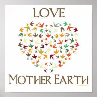 Kärlekmorjord Poster