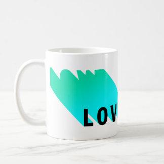 Kärlekmugg Kaffemugg