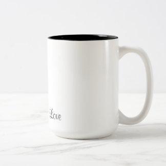 kärlekmugg Två-Tonad mugg