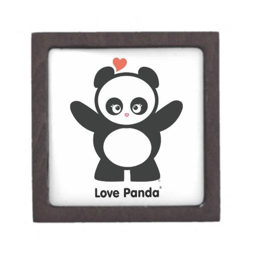 KärlekPanda® boxas den högvärdiga gåvan