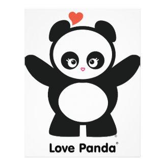 KärlekPanda® reklamblad Reklamblad 21,5 X 30 Cm
