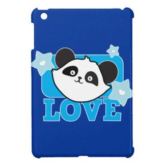 KÄRLEKpanda toppna gulliga Kawaii! NP iPad Mini Skydd