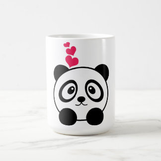 KärlekPandamugg Kaffemugg