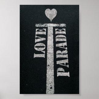 Kärlekparad Poster