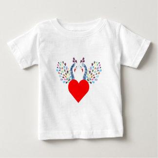 kärlekpecock t-shirts