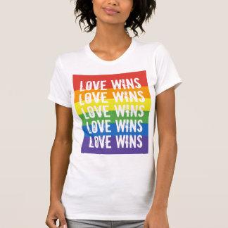 Kärleksegrar - flagga för t shirts