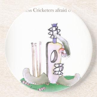 KärlekYorkshire 'oförskräckta cricketers Underlägg