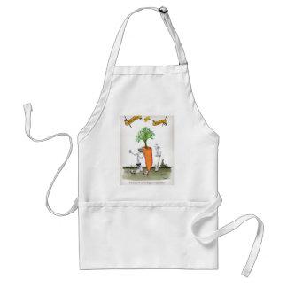 KärlekYorkshire 'världs största carrot Förkläde