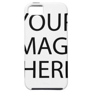 Karmabagagemärkre iPhone 5 Case-Mate Fodral