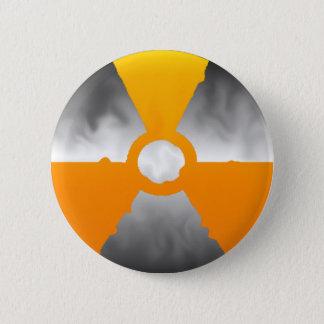 Kärn- Trefoilsymbol Standard Knapp Rund 5.7 Cm