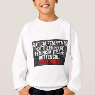 kärna ur av feminism tee shirt