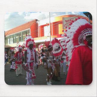 Karneval i Trinidad 2010 Musmatta